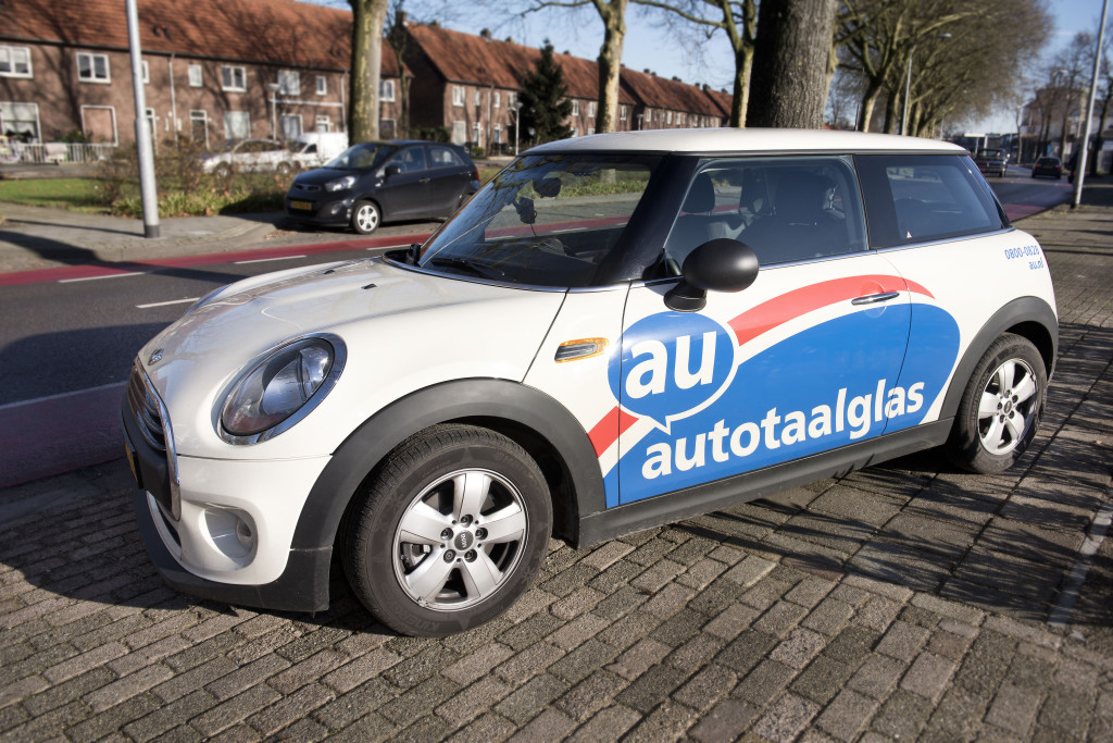 Autotaalglas Mini