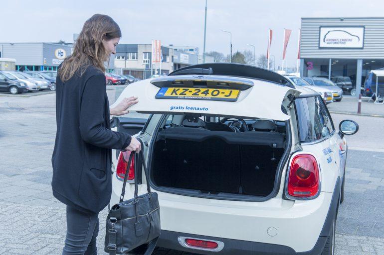 Gratis vervangend vervoer - Utrecht Autotaalglas
