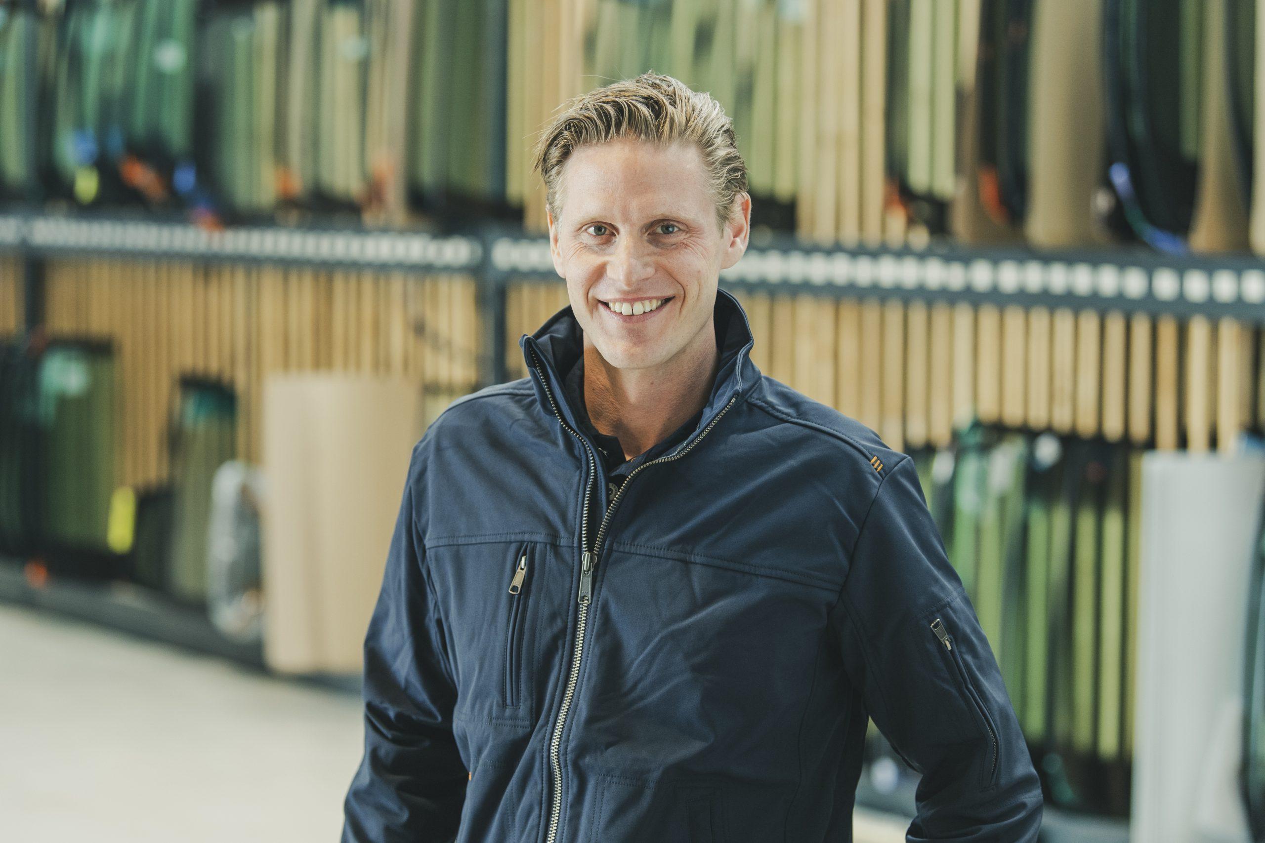 Maarten van den Berg - Autotaalglas Nieuwegein